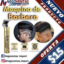 MAQUINA DE BARBERO