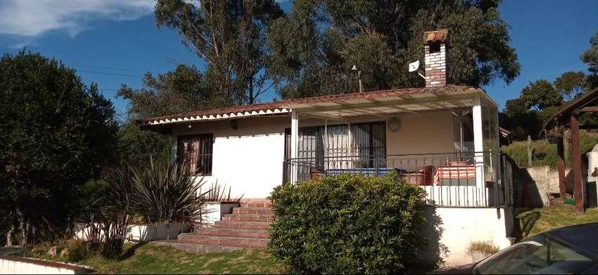 Vendo casa campestre en Subachoque 0