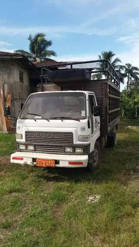 Camión Daihatsu Delta en venta precio negociable