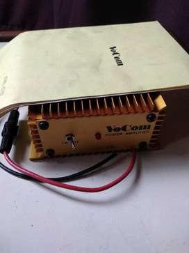 Amplificador de Poder SOLD -  Amp Vocom  144mhz 50 watts