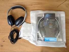 Audífonos Sennheiser HD203. Diadema. Originales. Puede verificar calidad de sonido antes de comprar.  HD 203