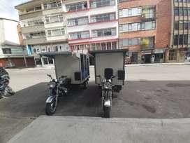 Vendo motocargueros