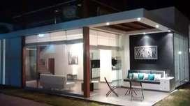 Asia Condominio Farallones 2a. Fila, Vista , Parrilla, BBQ, 5 Dormit