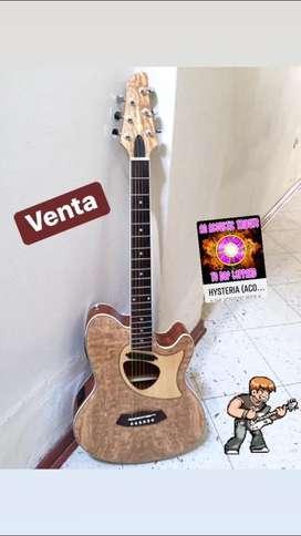 Guitarra electro acustica Ibanez