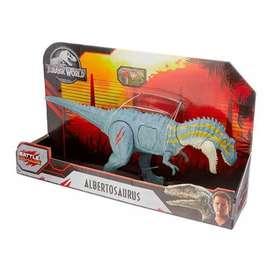 Jurassic albertosaurus mattel