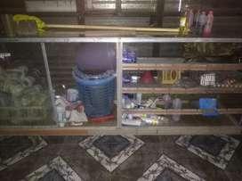 Venta de mostrador vidriado