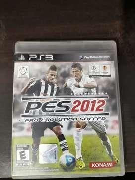 Pes 2012 PS3
