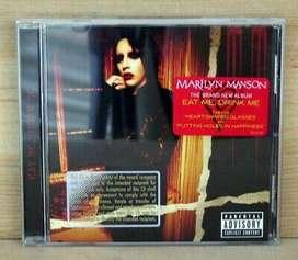 Marilyn Manson Eat Me Drink Me
