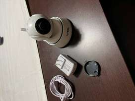 Camera de seguridad imaculada