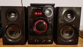 Equipo de audio y DVD Stromberg. Original