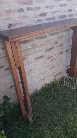 Barra de madera oferta