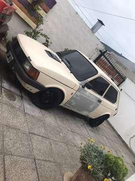 Fiat 147 - nafta