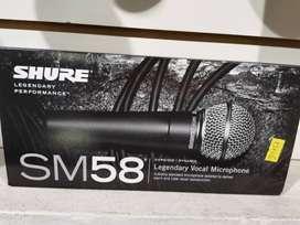 Microfono Microfono para voz SM58