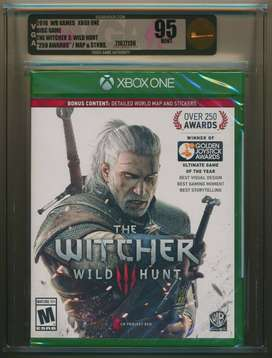 Witcher 3 xbox One edicion