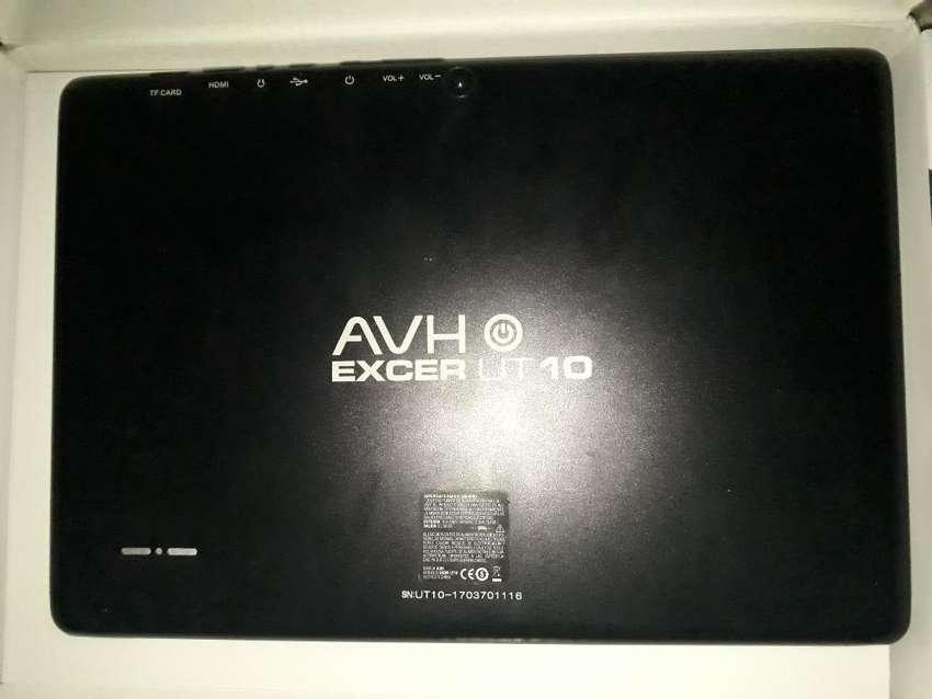 Vendo Tablet Avh Excer Ut 10 0