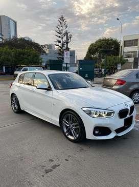 BMW 120i ///M Sport 2019