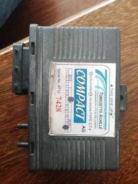 Computador para carro a gas 5 gen marca tomasetto achille