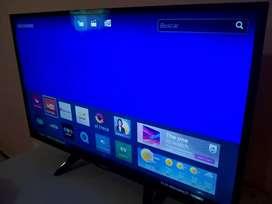 Smart TV 32 PHILIPS con control