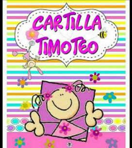 CURSO VIRTUAL CARTILLAS TIMOTEO