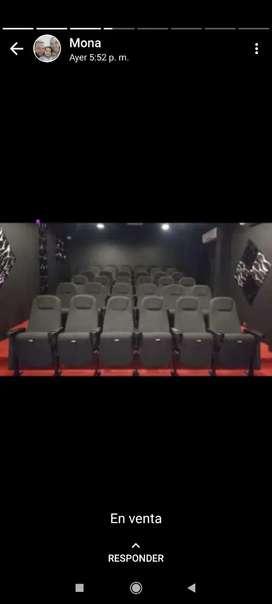Sillas de cine