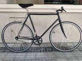 Bici tipo fixie rodado 28