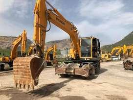 HYUNDAI 170W-9 (2015)(3604mh) excavadora