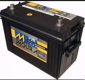 Bateria 12 volt 90 amper MAURA