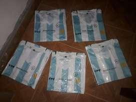 Camisetas seleccin Argentina ypf varios talles