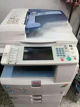 Fotocopiadora marca Ricoh Atificio MP 2051
