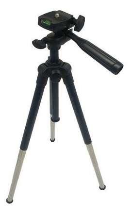 Tripode Yd-3100ss Hasta 86cm Para Camara / Celular  Estuche