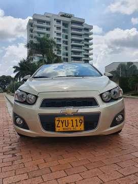Chevrolet Sonic Automático 2015