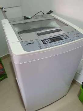 Ganga lavadora