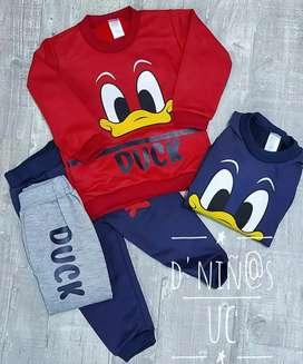 Nueva colección de ropa para niño