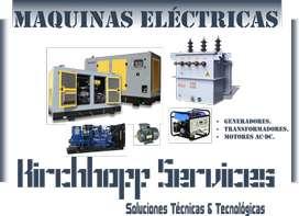 MANTENIMIENTO Y REPARACIONES ELECTRICAS - KIRCHHOFF SERVICES