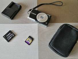 Oferta!!! Cámara Canon PowerShot A2600. Zoom 5x - 16 Mp