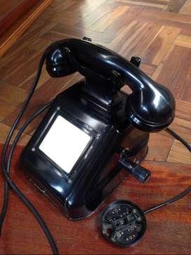 Telefonos Antiguos Baquelita Bien Estado