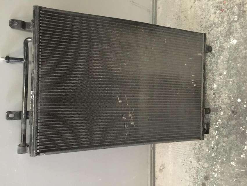 condensador de aire audi a4 0