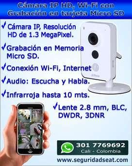 Circuito Cerrado de Televisión Cali. CCTV. Seguridad con cámaras HD desde Celular.