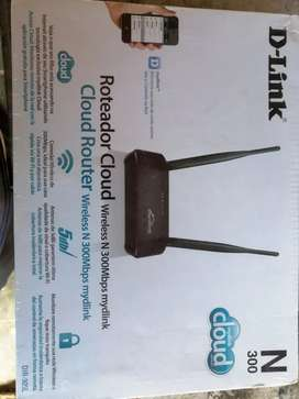 Router, wireless n300mbps