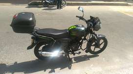 Vendo hermosa moto discover 100 como nueva