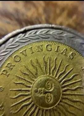 Vendo 3 monedas de 1 peso PROVINGIAS