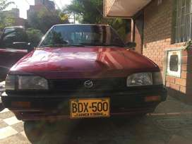 Ganga! Mazda 323hx en excelente estado.