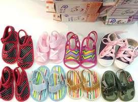 Lote calzado bebés y niños nuevo