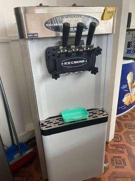 Maquina de helados Softs