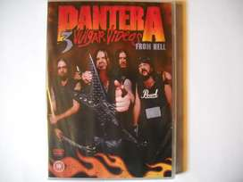 pantera 3 vulgar videos from hell 2 dvd sellado