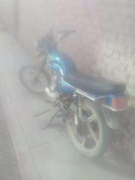 Vendo moto rtm 125