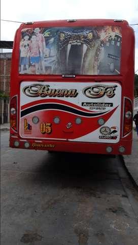 Bus con cesion y derecho