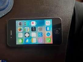 Vendo iphone 4s de 16gb para cualquier operador