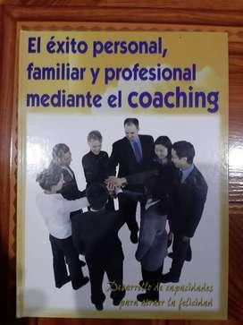 ÉXITO MEDIANTE EL COACHING 4 volúmenes,