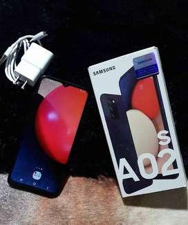 Samsung A02s 32 Gb